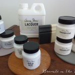 Glues, Lacquer, & More